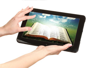 digital Bible resource