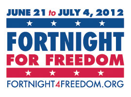 fortnight of freedom