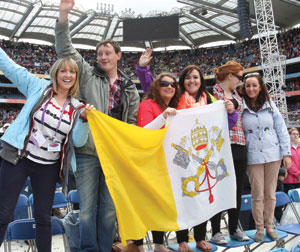 Eucharistic congress Ireland