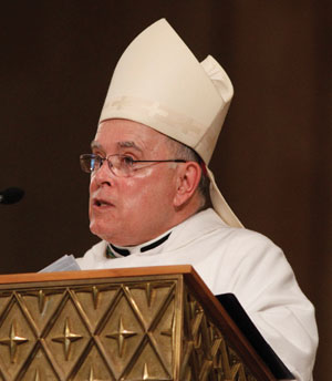 archbishop chaput