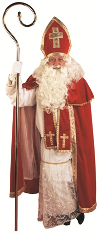 What is saint nick the patron saint of