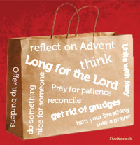 10 ways to reflect in Advent
