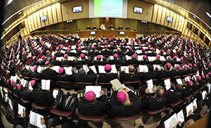 synod of bishops on new evangelization