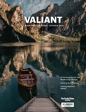 Valiant Magazine
